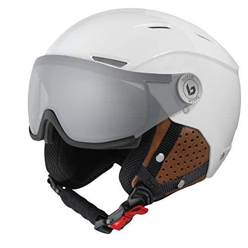 Bollé Backline Visor Casques de Ski White Adulte...
