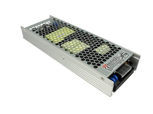 LEDLUX MW75008 voeding MeanWell CV 48V 500W 10,45A zonder ventilator UHP-500-48 transformator AC 220V A DC 48V