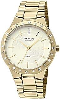 0148a539d Moda - Technos - Relógios   Feminino na Amazon.com.br