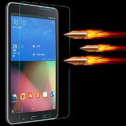 MUNDDY- Protector de Pantalla Compatible con Samsung Galaxy Tab 4 7.0