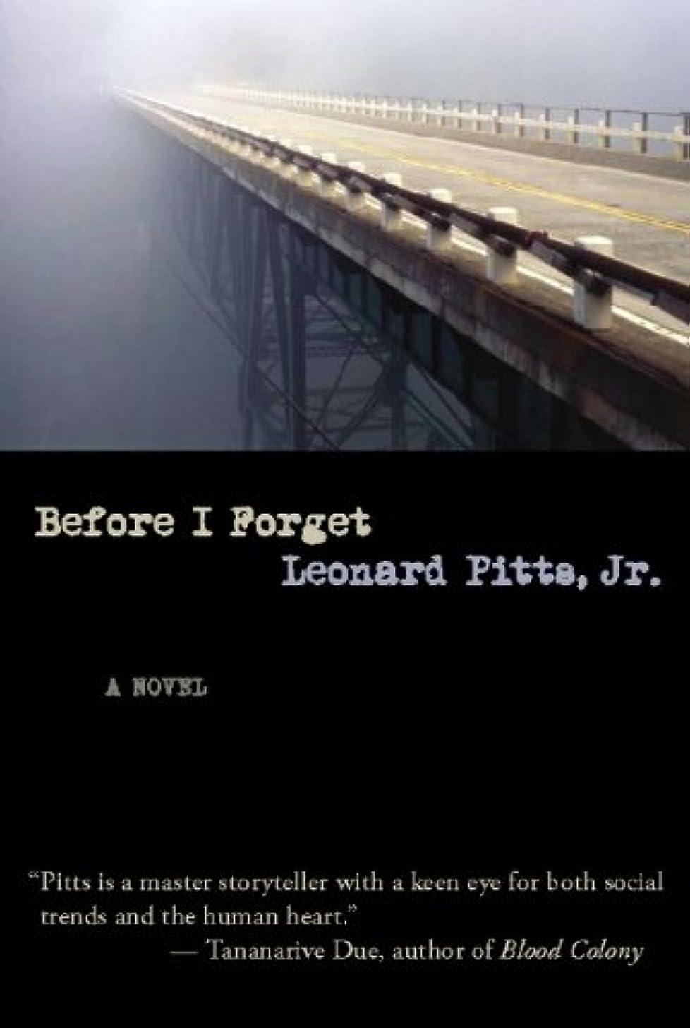 ミケランジェロ合併居間Before I Forget (English Edition)