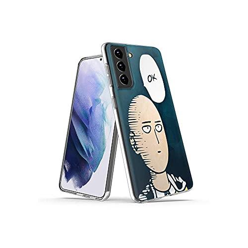 SAdNTagN Samsung Galaxy S21 Cover Sottile Antiurto Custodia Trasparente con Disegni Ultra Slim Protective Case Bumper in TPU Silicone per Samsung Galaxy S21 Tag #B001