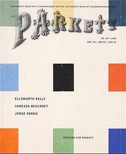 Parkett, Nr.56, Ellsworth Kelly, Vanessa Beecroft, Jorge Prado (Parkett / Die Parkett-Reihe mit Gegenwartskünstlern)