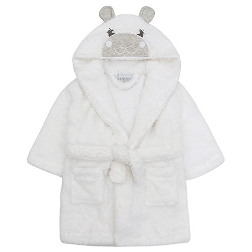 Babies/Baby Novelty Snuggle Fleece Lamb Robe 6-24 Months (18-24 Months)