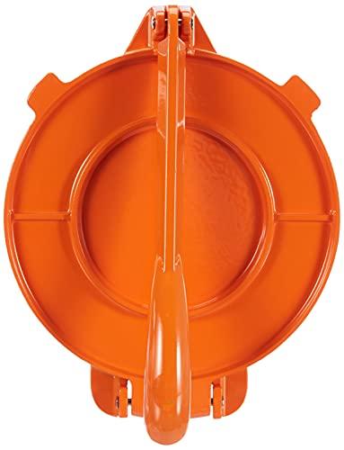 IBILI 799820 Appareil pour Tortillas Aluminium Orange 20 cm