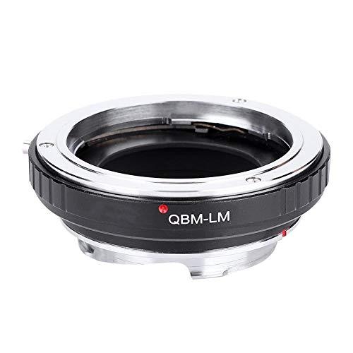 Biuzii TECHART LM-EA7用ライカMカメラ用にローライQBMレンズ用QBM-LMアダプターリング