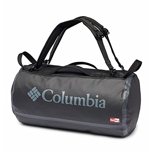 Columbia Outdry Ex 40L Bolsa de Viaje, Unisex-Adult, Negro, O/S