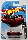 Hot Wheels HW Space / Tesla Roadster with Starman 2/5 (Metallic Red) 109/250