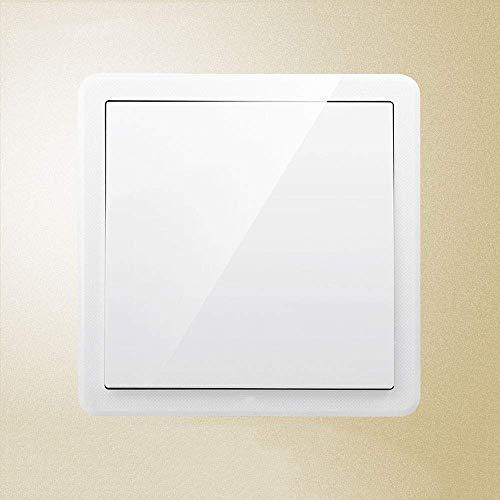 GAXQFEI Interruptor de panel Placas Consumidor y mecedora comercial Interruptor de Rocker Durable PC...