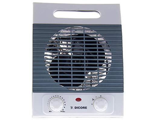 Dicore – Calefactor vertical de suelo 2000w