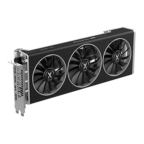 XFX Speedster QICK319 AMD Radeon RX 6700 XT Black Gaming Graphics Card with 12GB GDDR6 HDMI 3xDP, AMD RDNA 2 RX-67XTYPBDP
