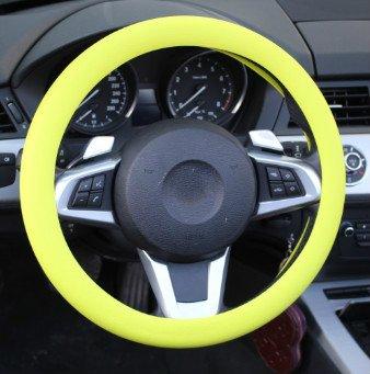 J & L Coprivolante universale per auto, in silicone, antiscivolo, traspirante