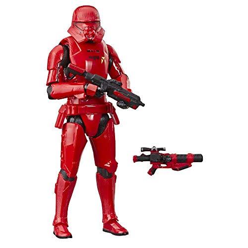 Star Wars The Vintage Collection Sith Jet Trooper 9,5 cm große Action-Figur Aufstieg Skywalkers, Kids ab 4 Jahren