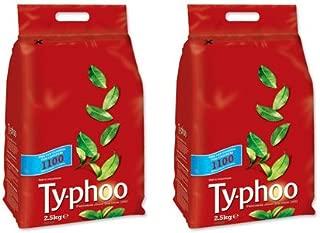 Typhoo 2 X 1100 Tea Bags - Great British Tea Since 1903
