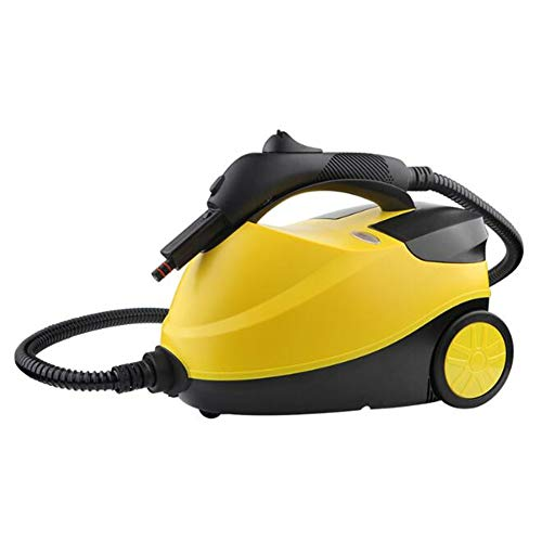 Hogedruk-stoomreiniger, hogedrukreiniger, reiniging van machines, ontsmettingsmiddel voor huis, auto, terras, meer 2000 W