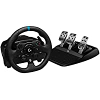 Logitech G923 Racing Wheel and Pedals for Xbox One