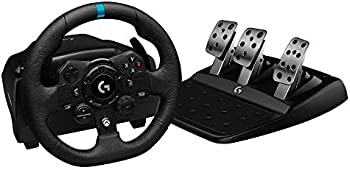Logitech G923 Racing Wheel and Pedals for Xbox X/S/One and PC