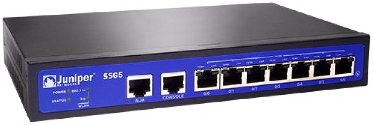 Juniper Networks SSG-5 128MBモデル システム + サポートライセンス SSG-5-SB-SL