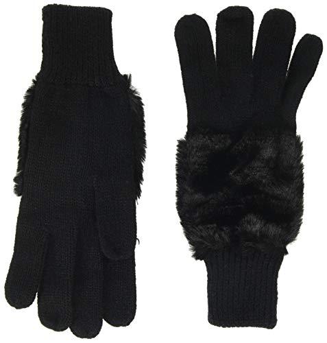 Dorothy Perkins vrouwen bont en gebreide handschoen