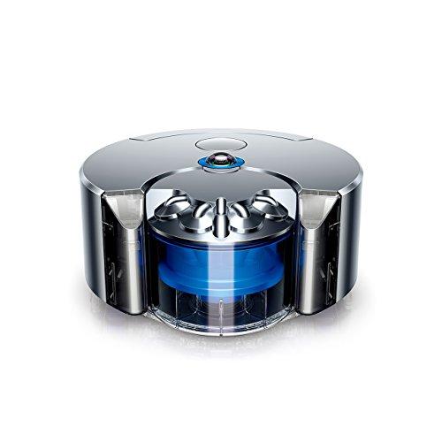 Dyson 360 Eye Robot Aspirapolvere per tappeti e pavimenti duri