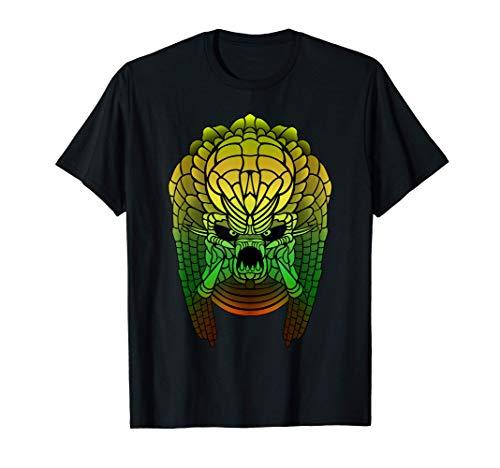 Yautja. Sci-fi monster design. Camiseta