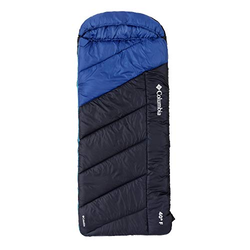 Columbia 40 Degree Coalridge Hooded Sleeping Bag (80)