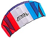 FLEXIFOIL 2.05m Power Kite, Big Buzz Sport Foil - Safe, Reliable, Durable Family Orientated Power Kiting
