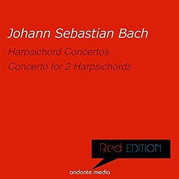 Red Edition - Bach: Harpsichord Concertos Nos. 2, 3 & Concerto for 2 Harpsichords