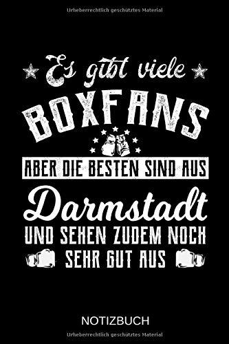 Es gibt viele Boxfans aber die besten sind aus Darmstadt und sehen zudem noch sehr gut aus: A5 Notizbuch | Liniert 120 Seiten | Geschenk/Geschenkidee ... | Ostern | Vatertag | Muttertag | Namenstag