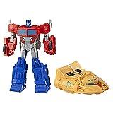 Transformers E4218EU4 TRA Spielzeuge Cyberverse Spark Armor, Mehrfarbig
