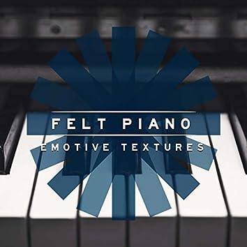 Felt Piano: Emotive Textures