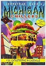 By Johnathan Rand Catastrophe in Caseville (Michigan Chillers) [Paperback]
