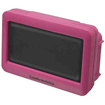 audio-technica コンパクトスピーカー(防水タイプ)ピンク AT-SPP40W PK