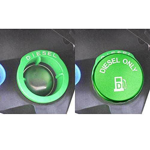 Only for 2019 2020 Dodge Ram green diesel fuel cap. The aluminum fuel tank cap is magnetic.