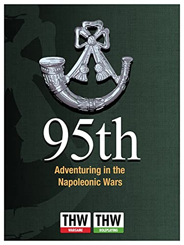 95th - Adventuring in the Napoleonic Wars (English Edition)