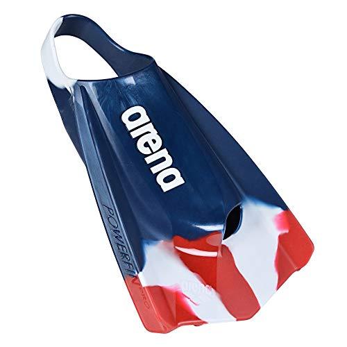 Arena Powerfin PRO Swim Training Fins, USA, 8-9