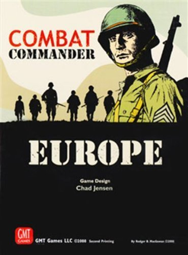 Combat Commander: Europe by GMT Games