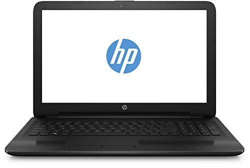 HP 17-x104ng 43,9 cm (17,3 Zoll) Laptop (HD+ Display, Core i5-7200U, 8GB DDR4, 256GB SSD, Intel HD Graphics, DVD-RW, Win 10 Home 64Bit) schwarz
