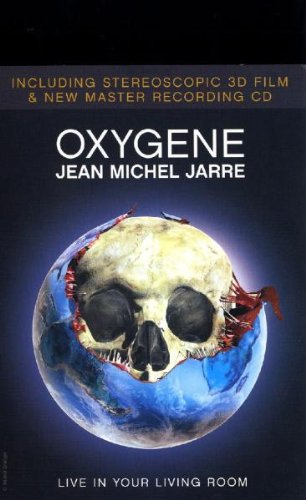 Oxygene - Live in Your Living Room (CD + DVD + 3D Brille)