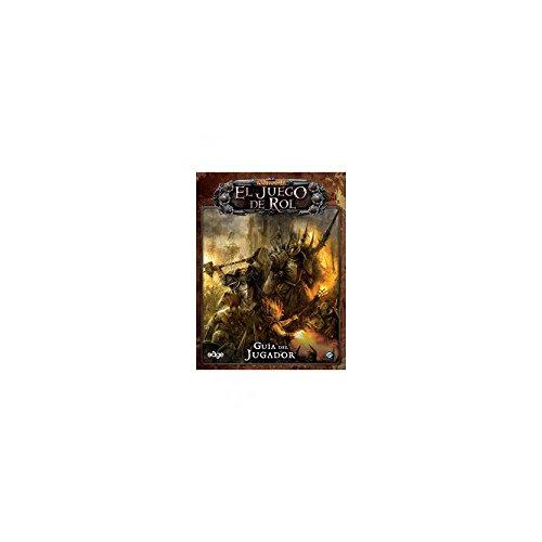 Edge Entertainment- Warhammer Fantasy: guía del Jugador - español, Color (EDGWHF01)