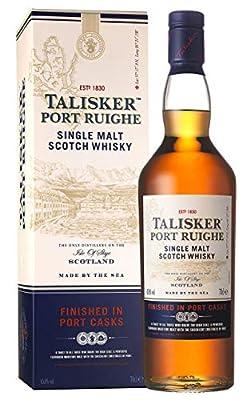 Talisker Port Ruighe Skye Malt Whisky (1 x 0.7 l)