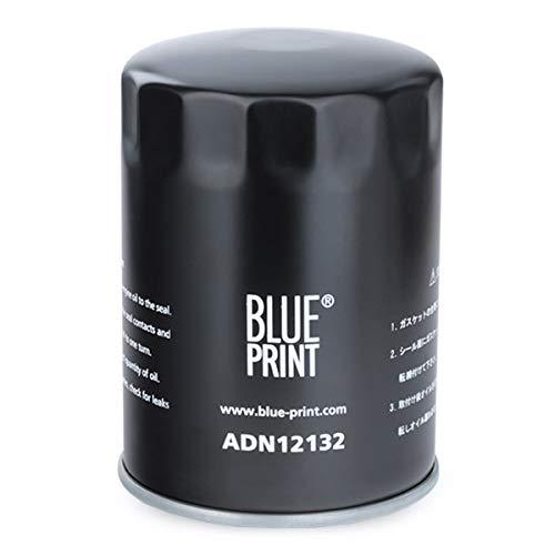 BLUE PRINT 166ADN12132 Filtro De Aceite: Amazon.es: Coche y moto