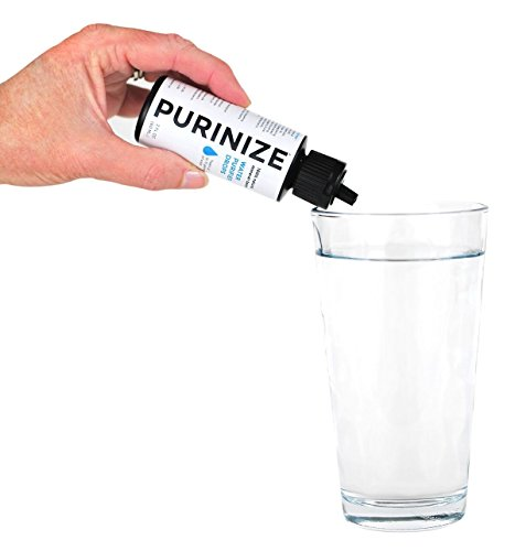 PURINIZE - The Best and Only Patented Natural Water Purifying Solution - Chemical Free Camping and Survival Water… 5