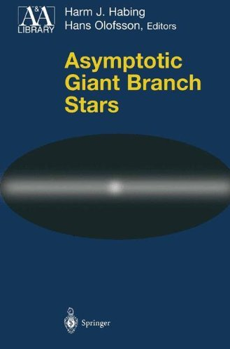 Image OfAsymptotic Giant Branch Stars (Astronomy And Astrophysics Library) (English Edition)