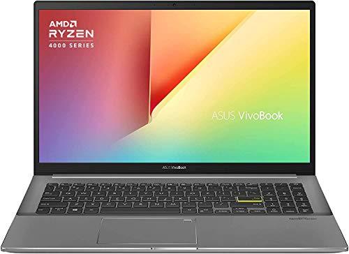 ASUS ノートパソコン VivoBook S15 M533IA(インディーブラック/AMD Ryzen7 4700U+Radeon グラフィックス/8G...