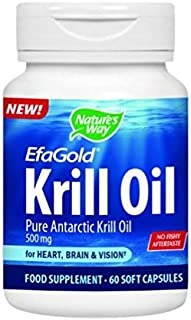 Nature's Way EfaGold Krill Oil 1,000 mg Single Pack