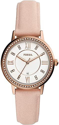 Fossil Damen Analog Armbanduhr Gwen