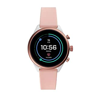 Fossil Womens Sport Smartwatch with Silicone Strap FTW6022 (B07HCDYN9N)   Amazon price tracker / tracking, Amazon price history charts, Amazon price watches, Amazon price drop alerts