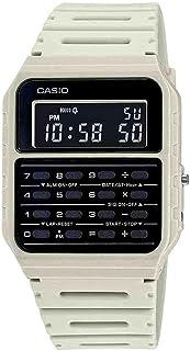 ساعة رقمية للرجال من كاسيو CA-53WF-8B - آلة حاسبة بيج - CA-53