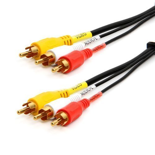 شراء RiteAV RCA Audio Video Cable (6 قدم)